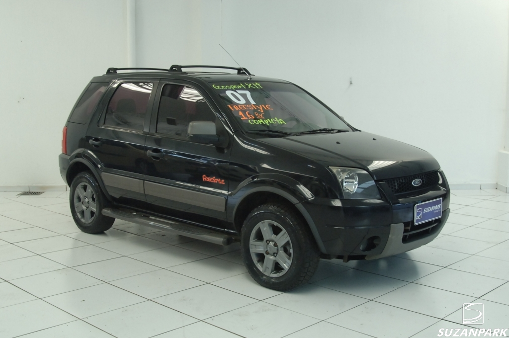 FORD ECOSPORT XLT FREESTYLE 1.6