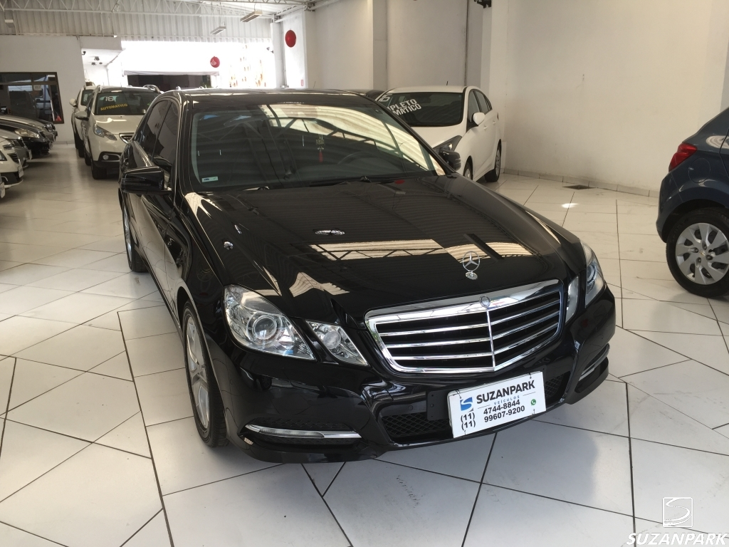 MERCEDES E 350 AVANTGARDE