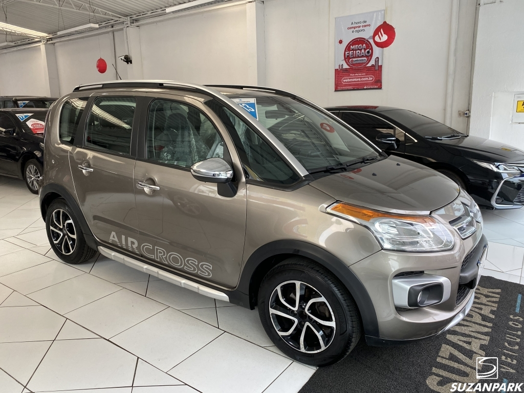 CITROEN AIRCROSS EXCLUSIVE 1.6